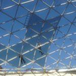 Бронированное стекло
