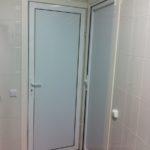 Двери для алюминиевой конструкции