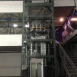 Ограждение лифта